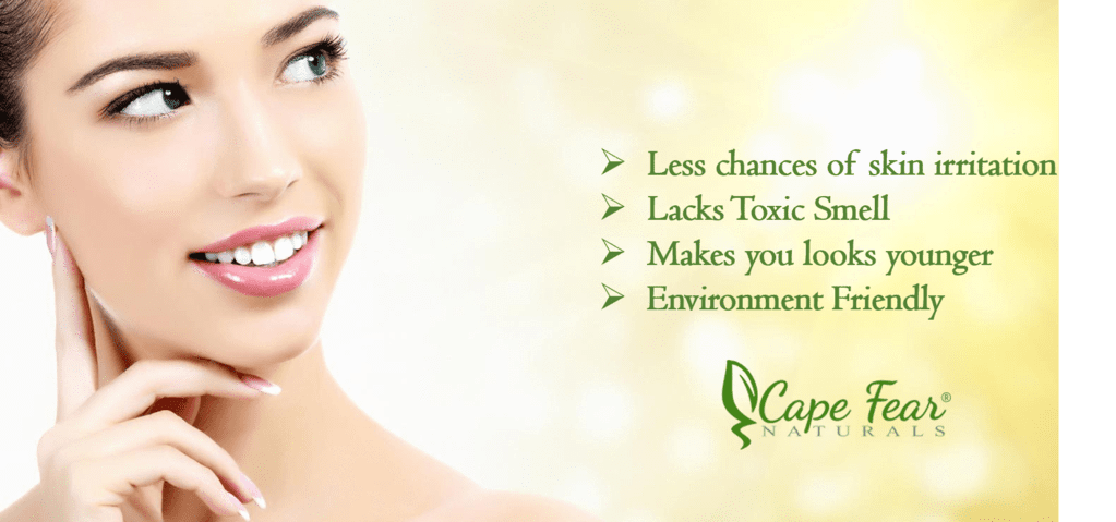 4 Benefits of Using Natural Skin Care Products