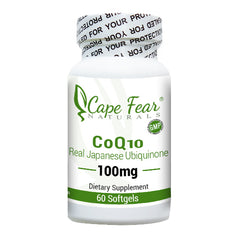 CoQ10: For Everyone Over 40 - Cape Fear Naturals, LLC