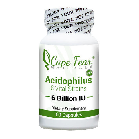 Acidophilus - Cape Fear Naturals, LLC