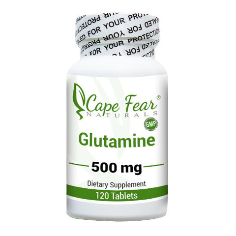 Glutamine - Cape Fear Naturals, LLC