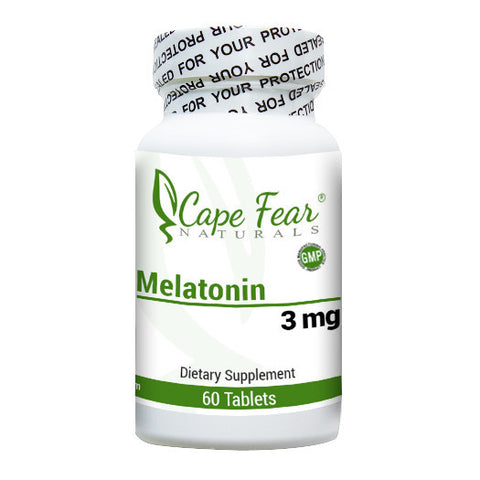 Melatonin - Cape Fear Naturals, LLC
