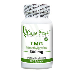 TMG (Tri-Methyl Glycine) - Cape Fear Naturals, LLC