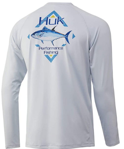 Huk Pursuit Vented LS (Plein Air)