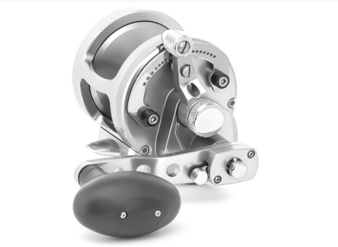 AVET MXJ6/4-MC RAPTOR TWO SILVER REEL