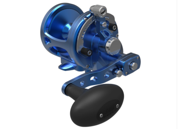 AVET MXL 6/4 G2 TWO SPEED BLUE REEL