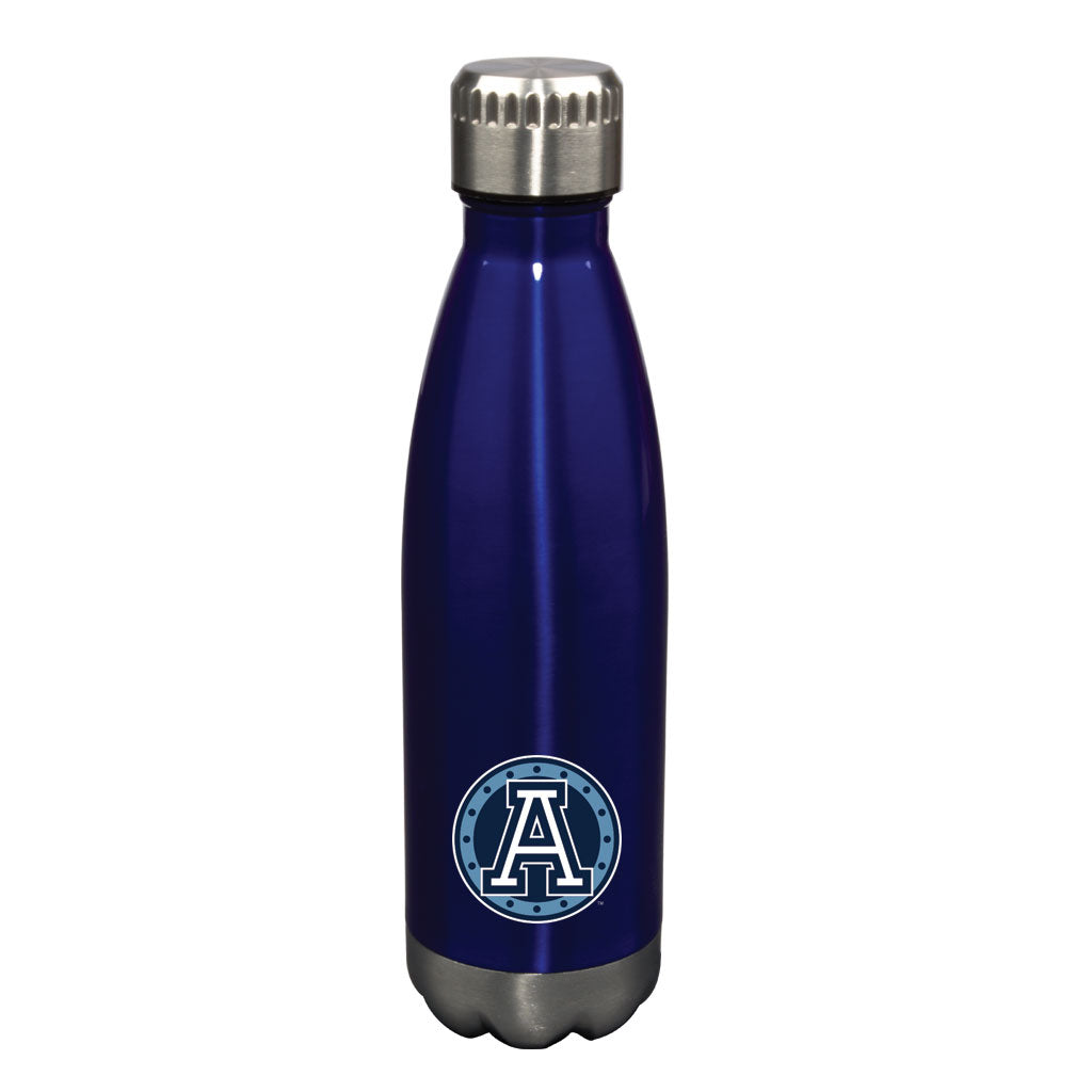 Toronto Argonauts 17oz. Blue Stainless Steel Glacier Water Bottle