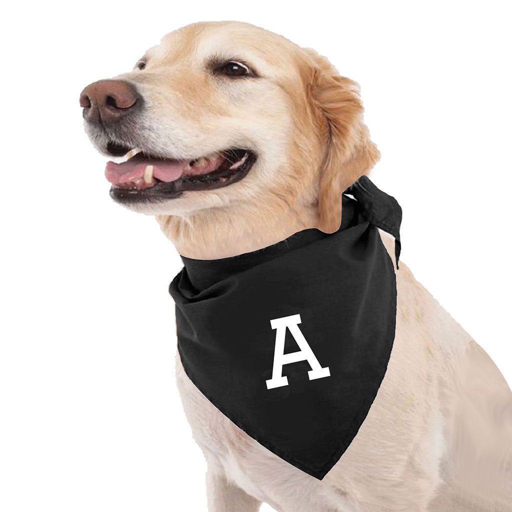 Toronto Argonauts Black Dog Bandana - Design 01