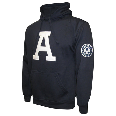 "Toronto Argonauts Exclusive Adult Navy ""A"" Hoodie"