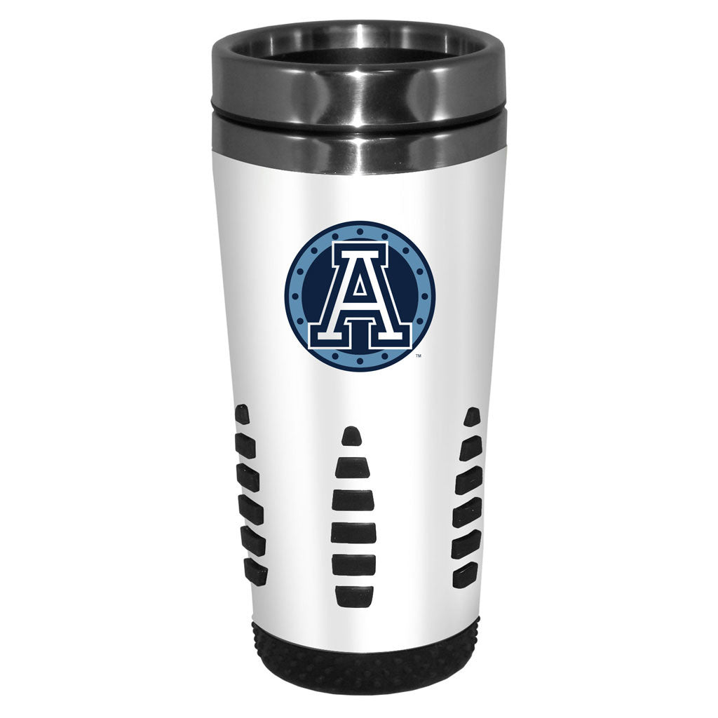 Toronto Argonauts 16oz. White Travel Mug Huntsville