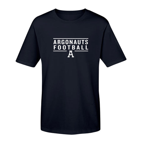 Toronto Argonauts Youth Exclusive Navy Tee - Design 24