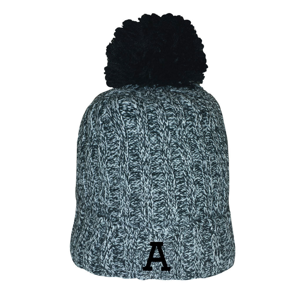 Toronto Argonauts Heathered Fleece Pom Toque