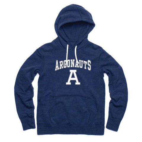 Toronto Argonauts 2017 Men's Navy Fashion Hoodie - Arch Design
