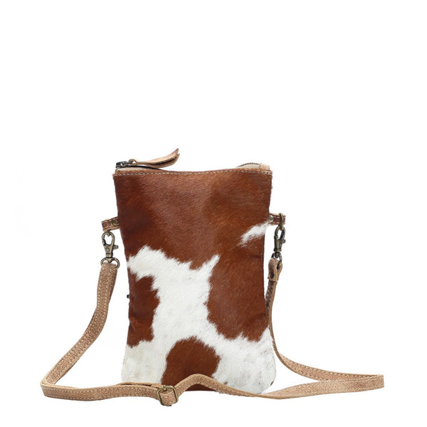 Cowhide Cross-Body bag