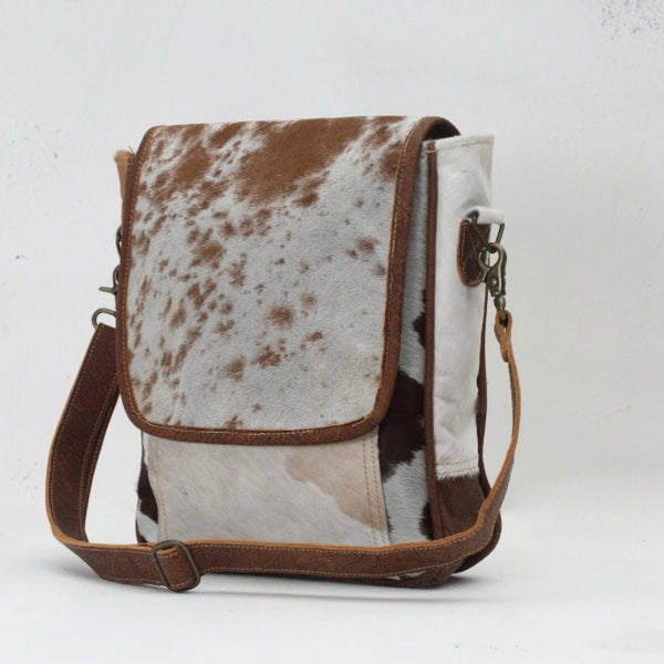 Cow Hide sling bag