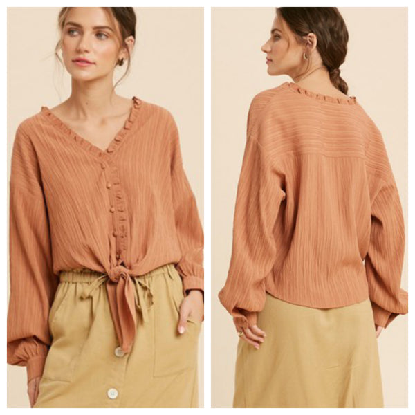 Canyon Nights top