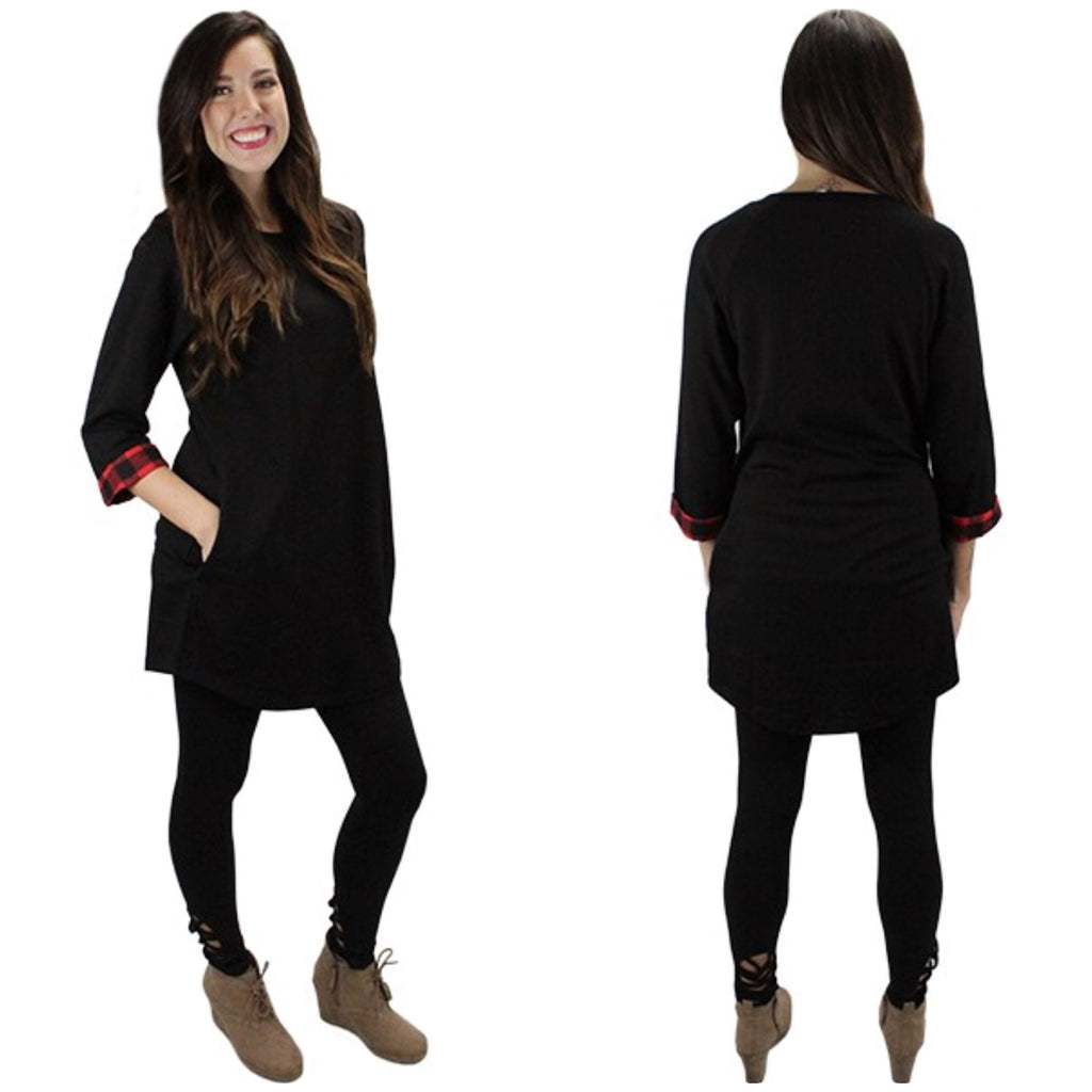Comfy Days tunic (reg &  plus)