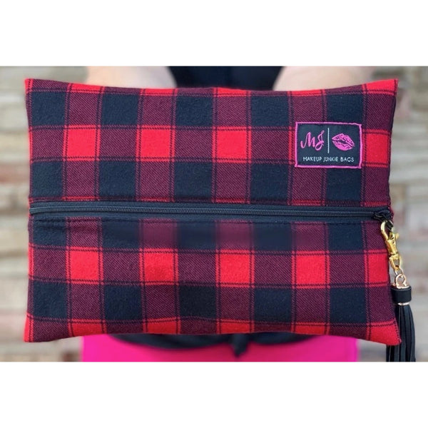 Makeup Junkie Bag - Highlander
