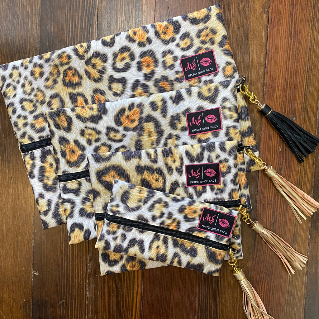 Makeup Junkie Bag - Wild