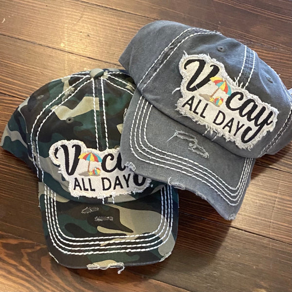 Vacay All Day hat