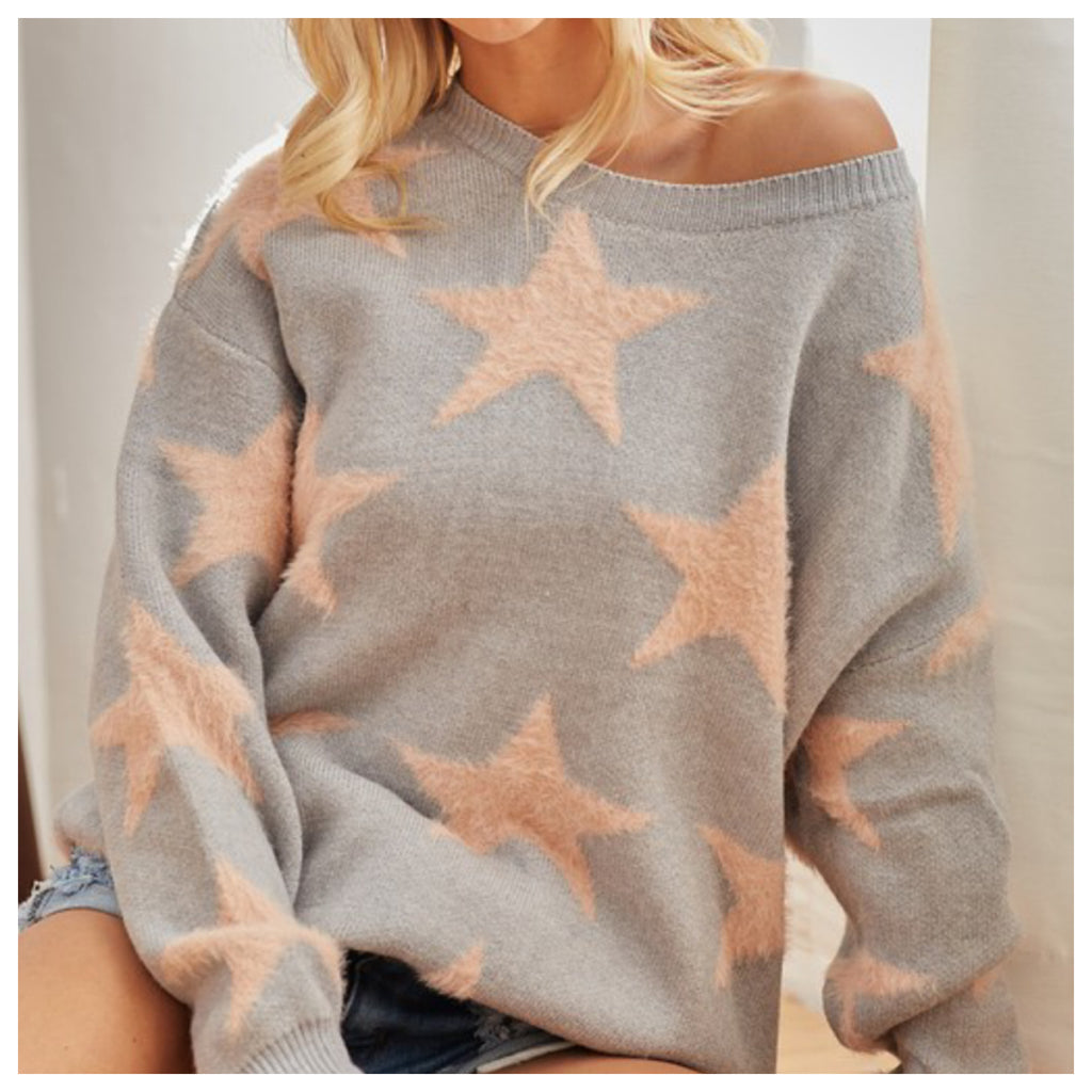 Starry Days sweater