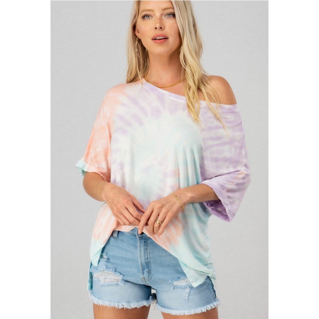 Saltwater Breeze top