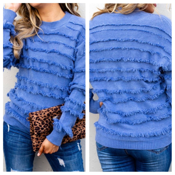 Blue Waters sweater