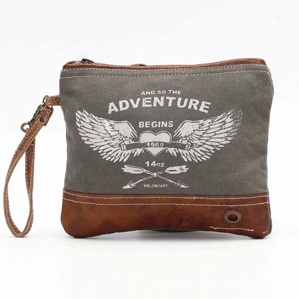 Adventure Begins sm bag
