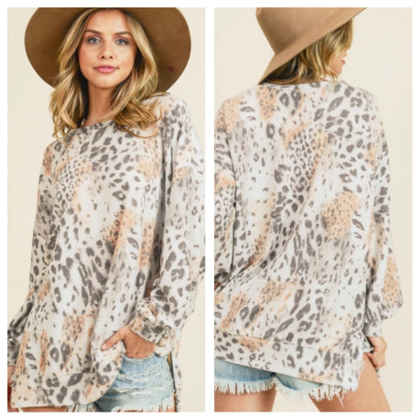 Snowy Nights top