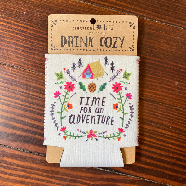 Natural Life koozie