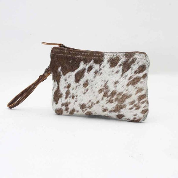 Cow Hide small bag