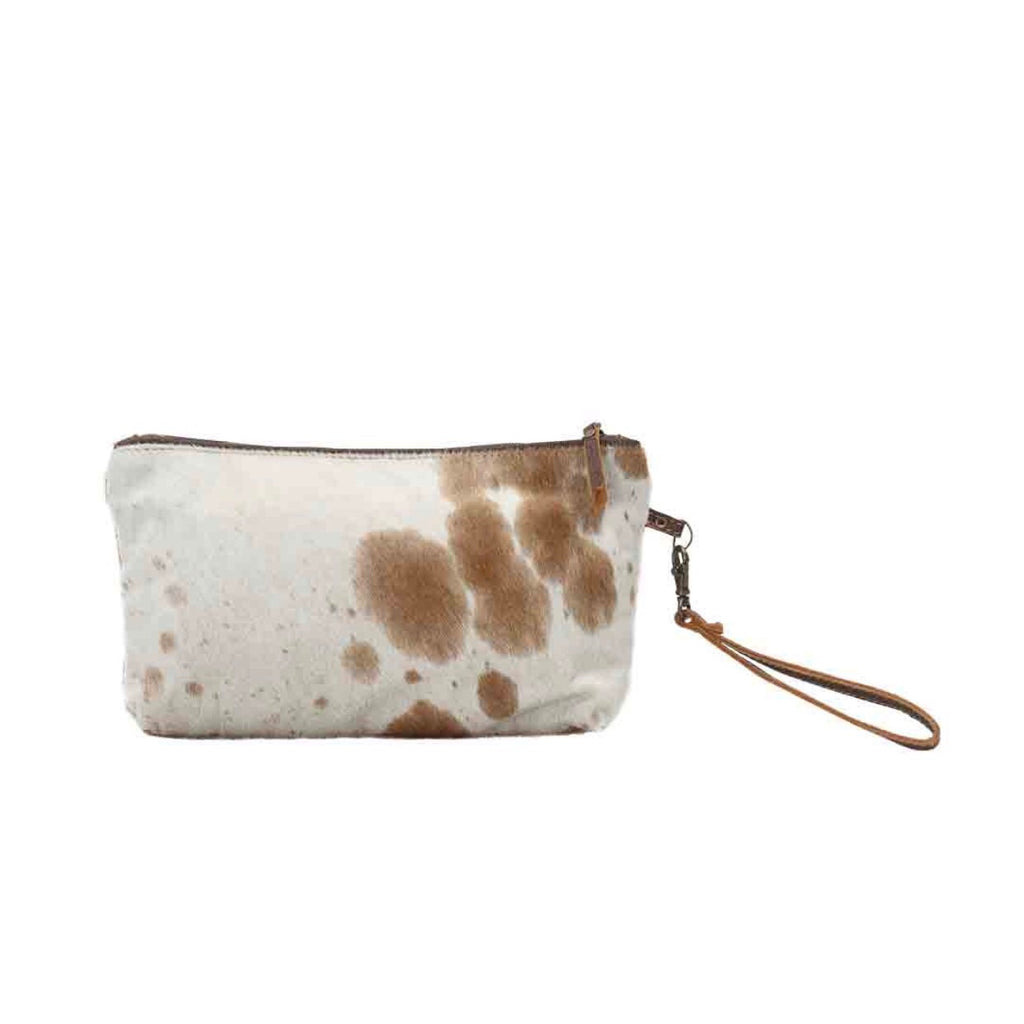 Light Brown Hairon Small bag