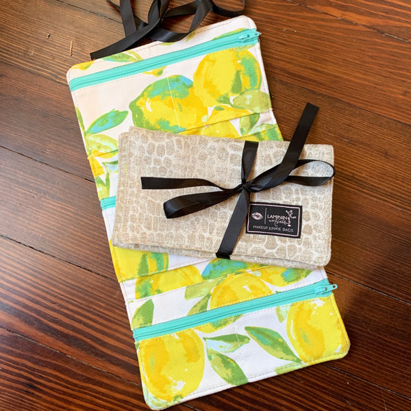 Makeup Junkie Jewelry Bags - The Bayou Collection
