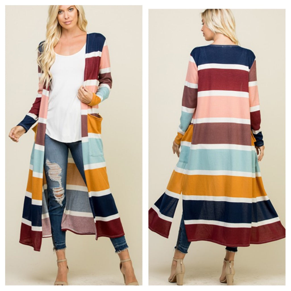 Dusty Trails cardigan