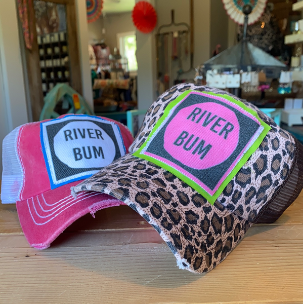 River Bum hat