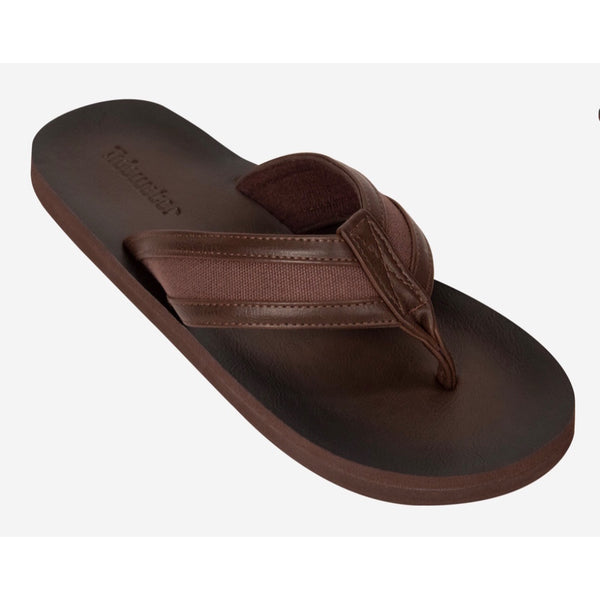 Cove Brown Flip Flop (men's)