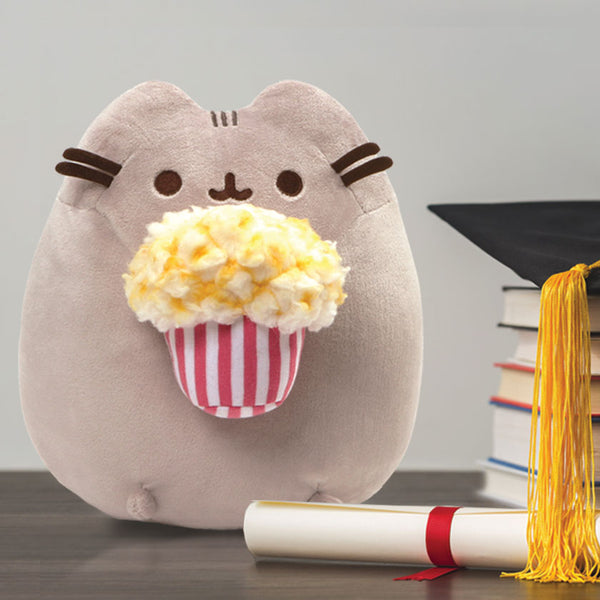 Pusheen's Advice for University Students & Their Parents