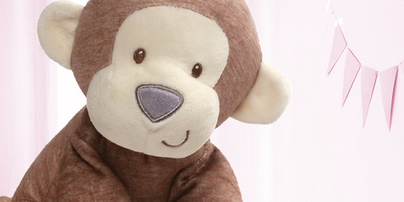 Baby Gund designed for little ones