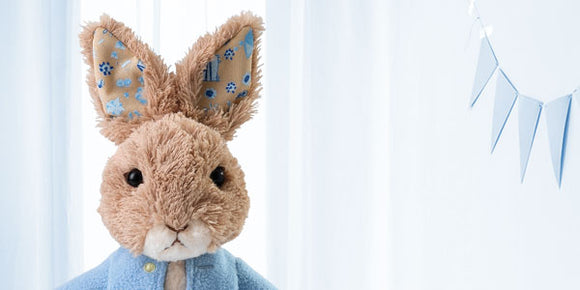 Peter Rabbit from Beatrix Potter