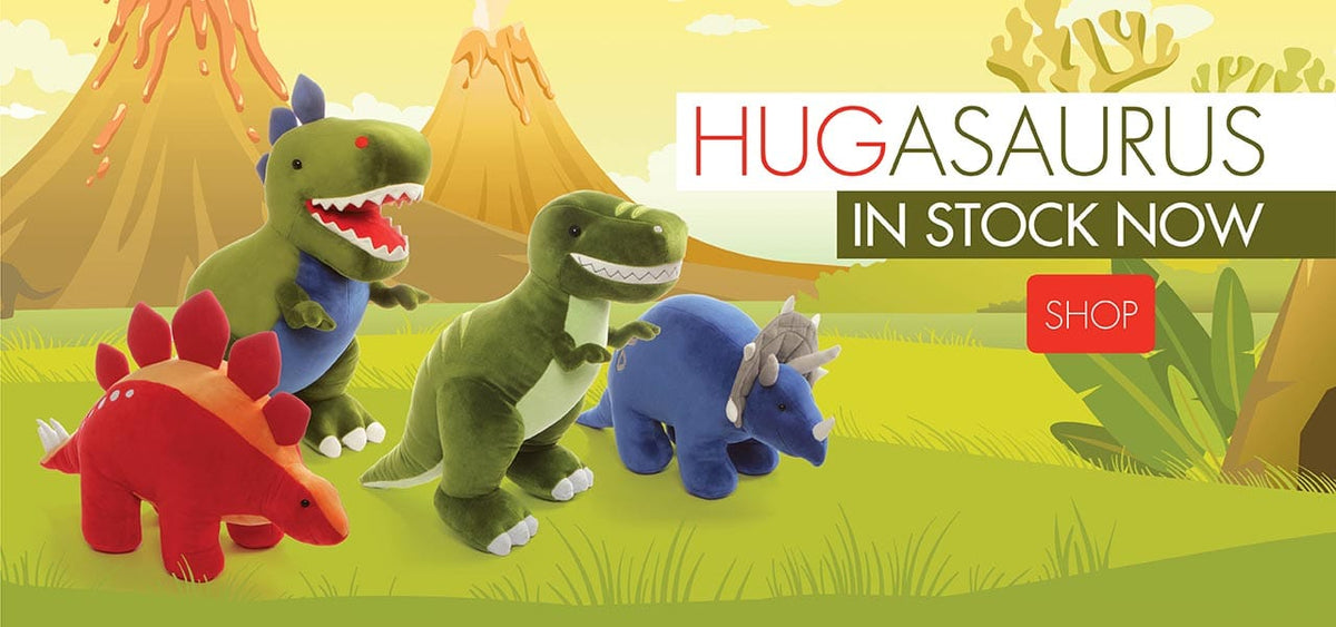 Hugasaurus Dinosaurs in stock now