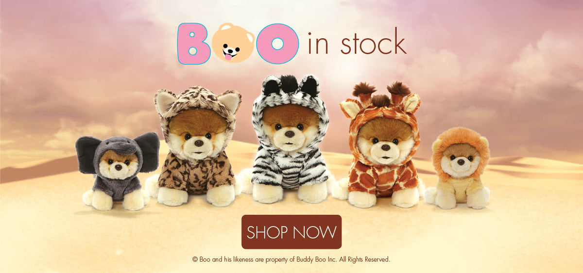 Boo In stock