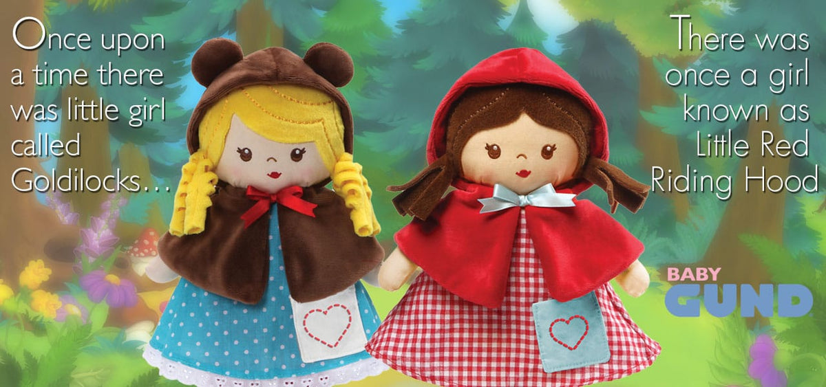 Goldilocks and Red Riding Hood