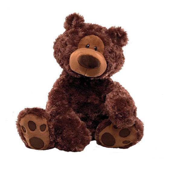 GUND Philbin Bear Chocolate Large