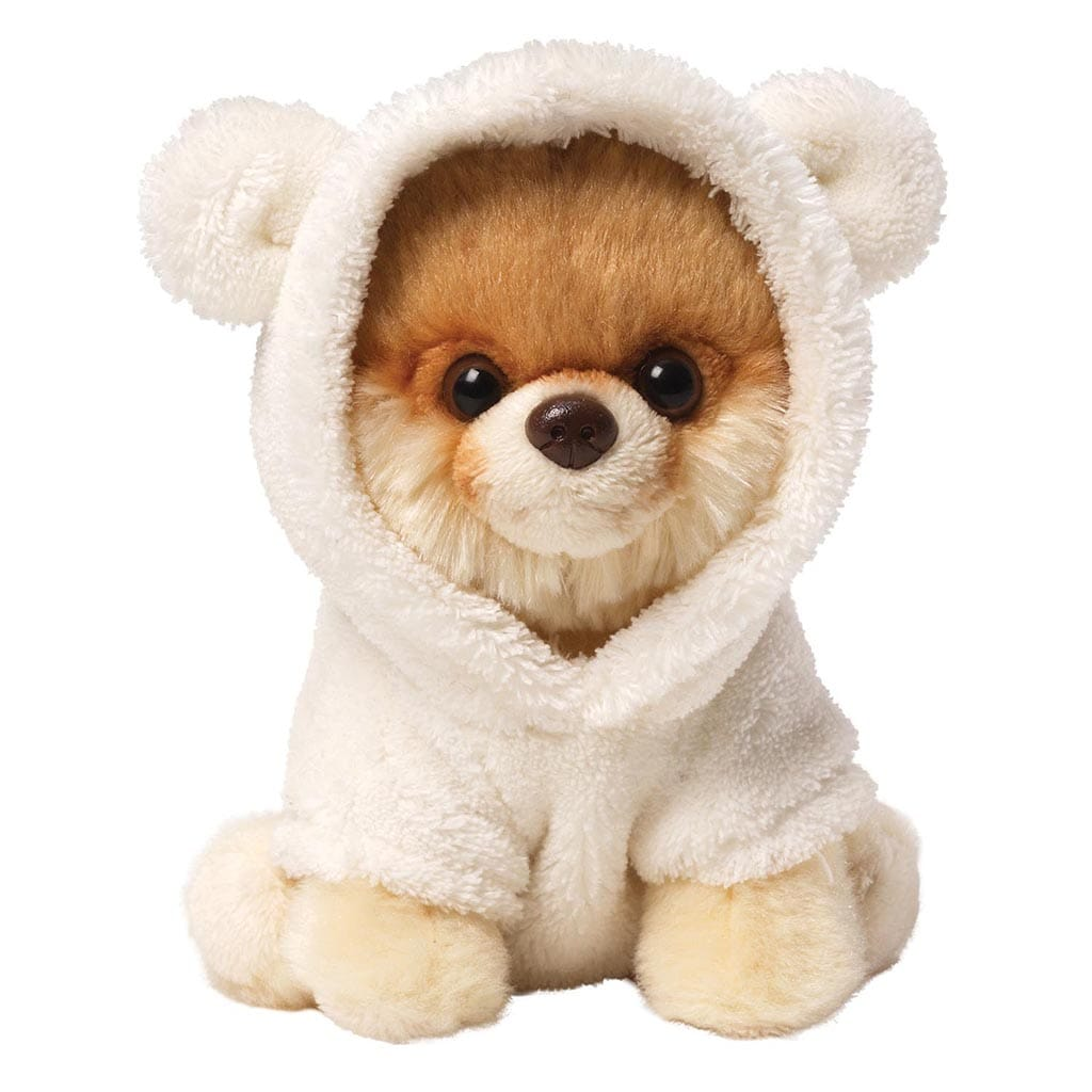 Gund Itty Bitty Boo 009 Bear Suit