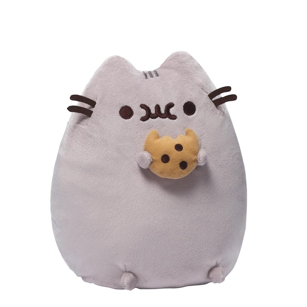GUND Pusheen with Cookie Soft Toy