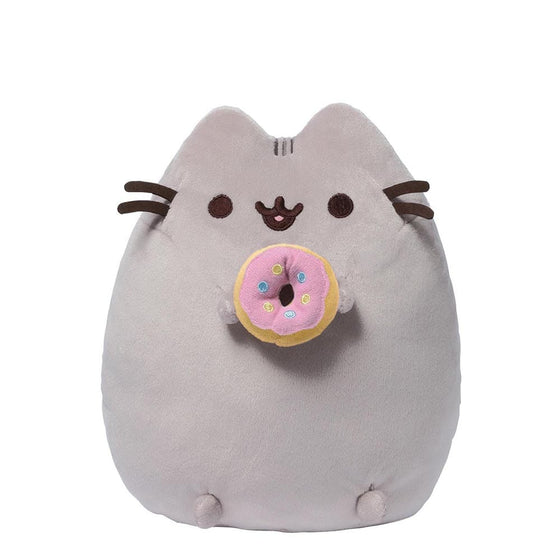 GUND Pusheen with Donut Soft Toy