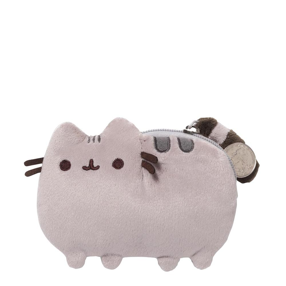Pusheen Zip Close Coin Purse