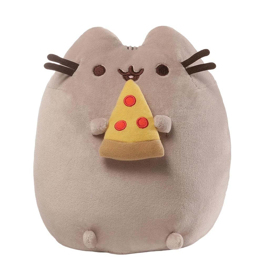 Gund Pusheen Pizza Snackable