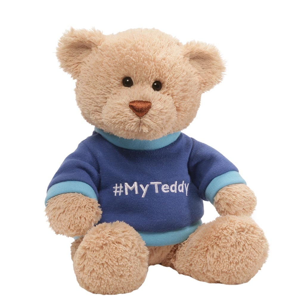 #MyTeddy Blue