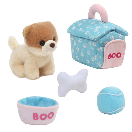 GUND Boo World's Cutest Dog Play Set