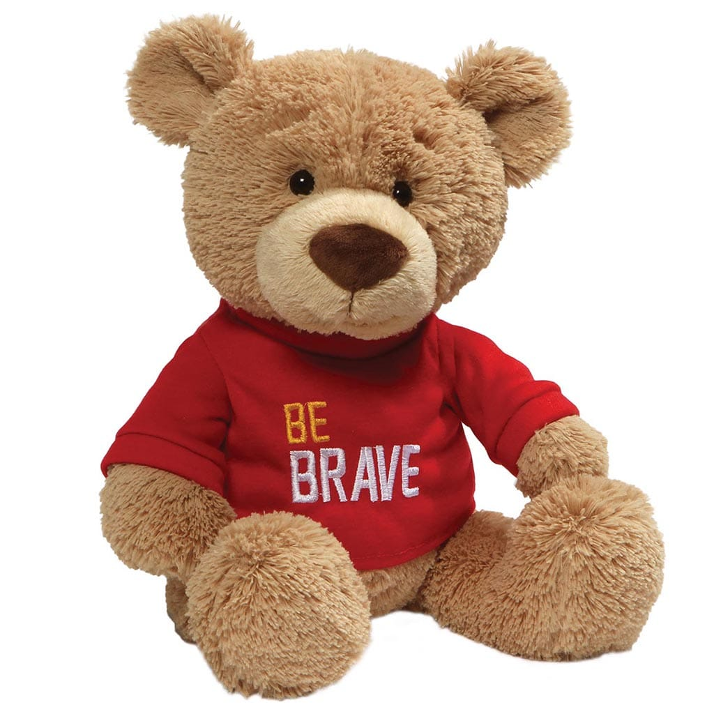 GUND Be Brave Jumper Bear